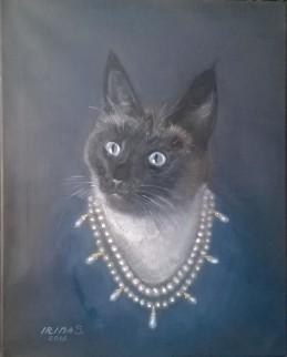 Придворный кот